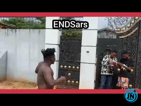 Dondiamond Tv - EndSars (YahooBoys and SARS)